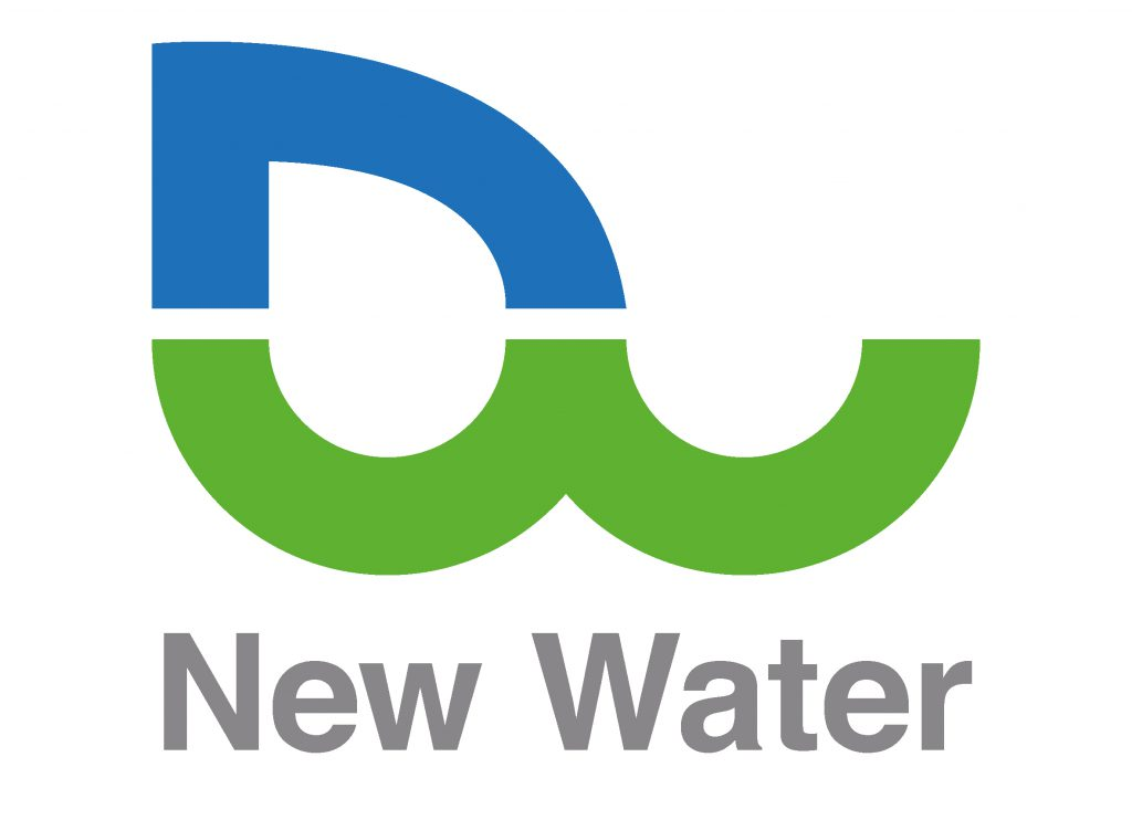New water logo